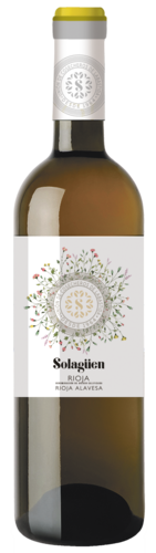 Solagüen Blanco 75cl (DO Rioja)